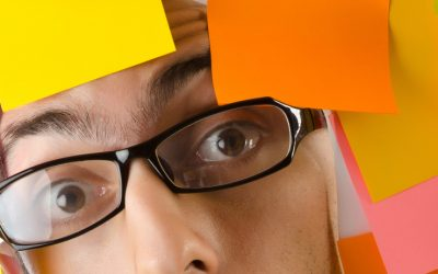 What do Sticky Notes Have to do With Success…or Struggle?